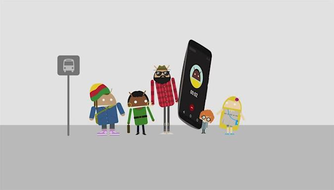 Google's latest ads show off the fresh new face of Android