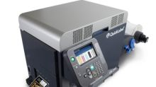 AstroNova Launches the World's First 5-Color, Toner-based Tabletop Production Label Printer
