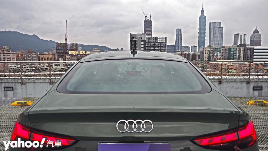 捉艷疾走!2021 Audi A5 Sportback 40 TFSI S line小改款試駕 - 6