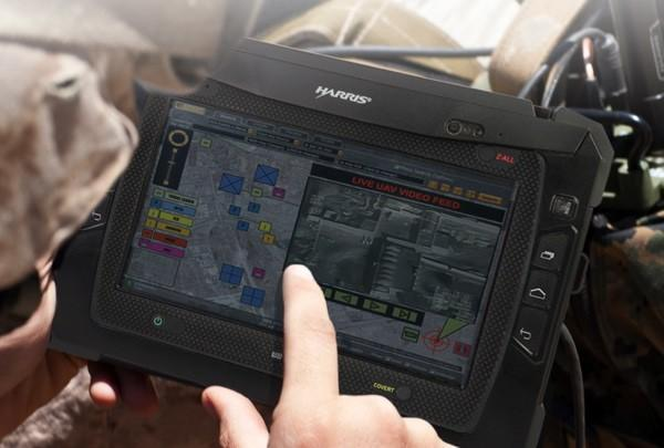 Harris new rugged tablet brings Honeycomb to your local combat-zone