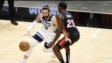 Heat climb East standings with win over Timberwolves