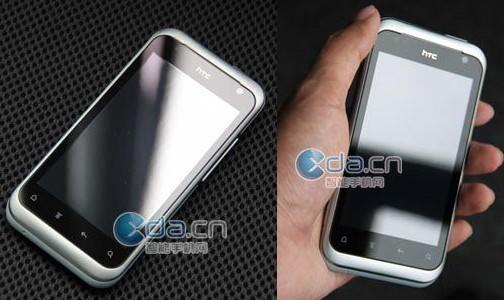HTC Bliss gets its clearest photo session yet, shows off front-facing camera