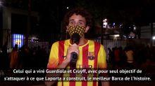 Barça - Les fans choqués par le départ de Messi
