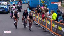 Cyclisme - Giro : Geoghegan Hart remporte la 15e étape, Almeida sauve son maillot rose