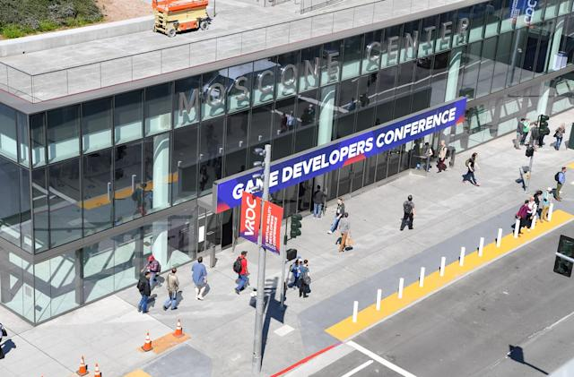 Game Developers Conference will stream panels and awards for free