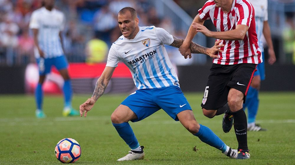 """""""Quero marcar contra o Real Madrid, com o Barcelona ganhando a La Liga"""", diz jogador do Málaga"""