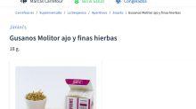 Grillos y gusanos saltan a las estanterías de Carrefour en España