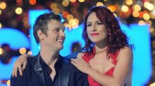 Nick Carter's 'DWTS' Partner Sharna Burgess Defends Him Amid Rape Allegations