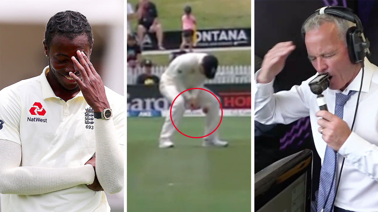 'Embarrassing': England reeling after 'worst dropped catch in history'