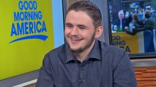 Prince Jackson explains his personal connection to foster youths