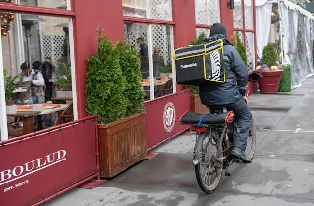 Uber cuts 15 percent of Postmates' workforce