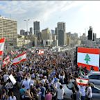 'We're in a free fall, into the abyss frankly,' Lebanon struggles to find new political leadership after cabinet resigns following Beirut explosion