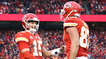 NFL playoff odds report: Full betting guide & trends for AFC, NFC championship games