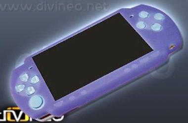 Slim Guard Skin for PSP keeps grease, dust at bay