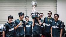 El campeón Infinity lidera el Clausura de la Liga latina de League of Legends