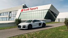 Audi R8 V10 Plus Competition Package announced for US only