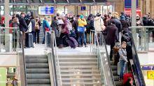Züge am Leipziger Hauptbahnhof rollen wieder
