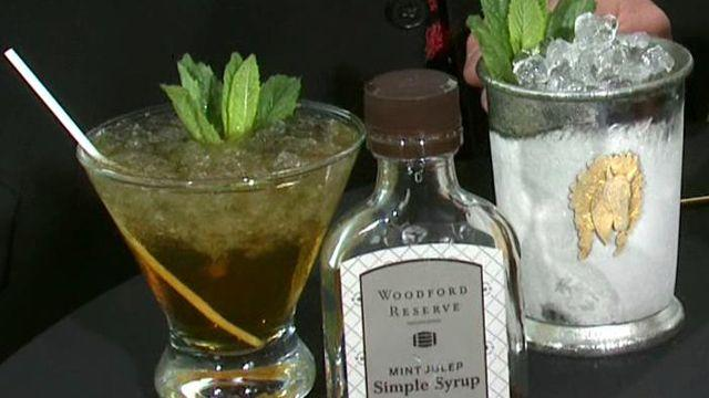 The $1,000 mint julep