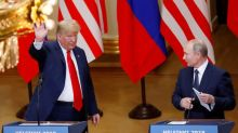 'Take Biden and Trump down!' In Moscow, neither U.S. candidate appeals