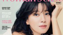 韓國女藝人崔允素最新雜誌寫真曝光