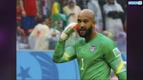 Tim Howard Snubbed In FIFA 'Golden Glove' Award