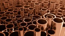 Stock ETFs Fall But Eye Big Weekly Gains; Is Copper The New Gold?