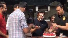 Watch: Gautam Gambhir shares video of birthday celebration with VVS Laxman, Irfan Pathan & RP Singh