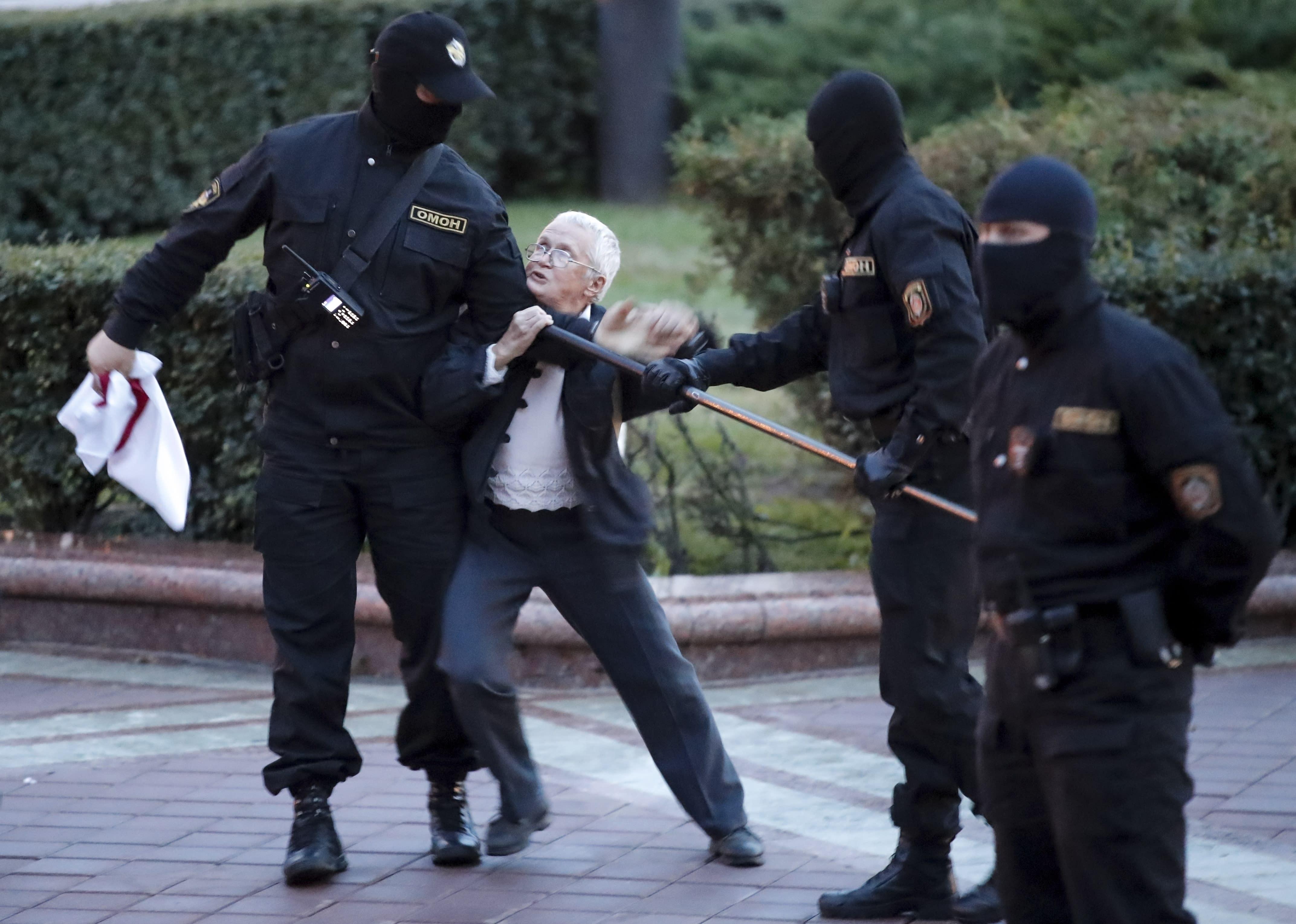 Opposition leader urges UN to halt Belarus media crackdown