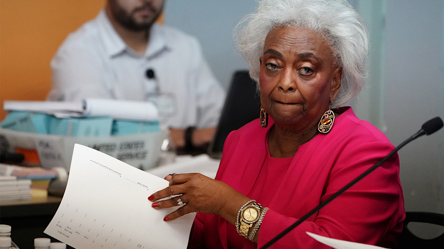 Elections supervisor may quit after Fla. controversy