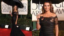 Globos de Oro 2010: así fue la alfombra roja de hace una década