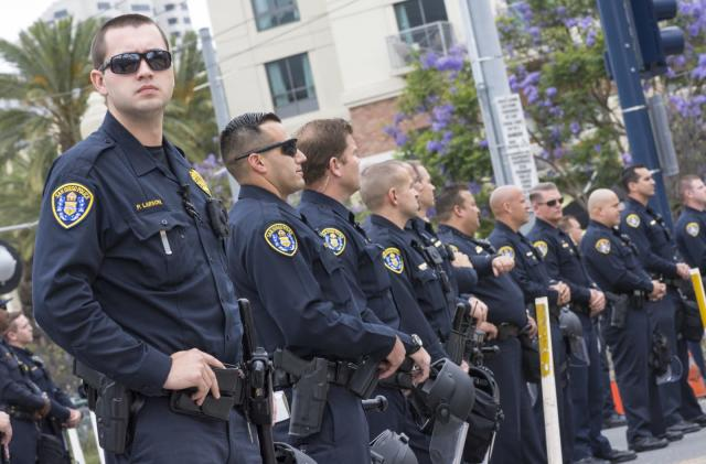 San Diego police ban Clearview AI's facial recognition tool