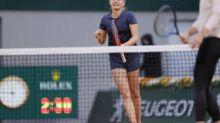 Roland-Garros (F) - Roland-Garros: Fiona Ferro qualifiée pour les huitièmes de finale en battant la Roumaine Patricia Maria Tig