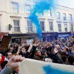 European Super League in ruins as all six English clubs abandon breakaway in night of high drama