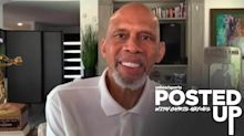 Kareem Abdul-Jabbar talks social justice & Bruce Lee, later Mark Haynes on the year of covering the Warriors