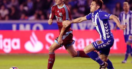 Foot - ESP - Real Sociedad - Real Sociedad : Jon Guridi a prolongé