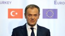 EU's Tusk pledges more cooperation with Serbia, other Balkan nations