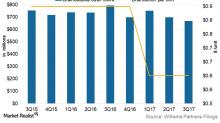 Quick 2017 Recap of Williams Companies and Williams Partners