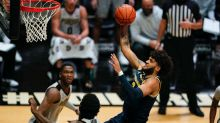 Livers Keeps U-M's Good Times Rolling — 'Beautiful How Unselfish We Are'