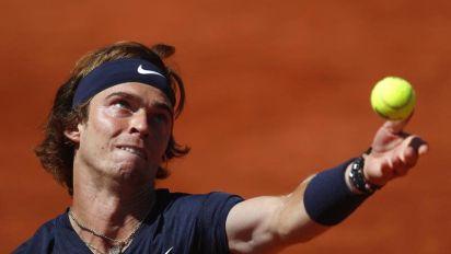 Rublev-Basilashvili, primera semifinal del torneo de Halle