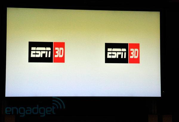 ESPN 3D officially launches with FIFA World Cup coverage: live from Bristol