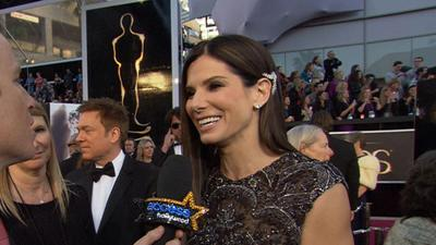 Oscars 2013: Sandra Bullock 'Very Proud' Of Ben Affleck And George Clooney