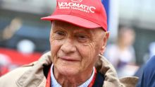 Sporting world mourns death of 'true legend' Niki Lauda
