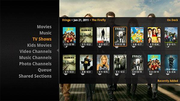 Plex brings extra hustle to Android, remote control to Google TV, Ouya support, ponies for everyone