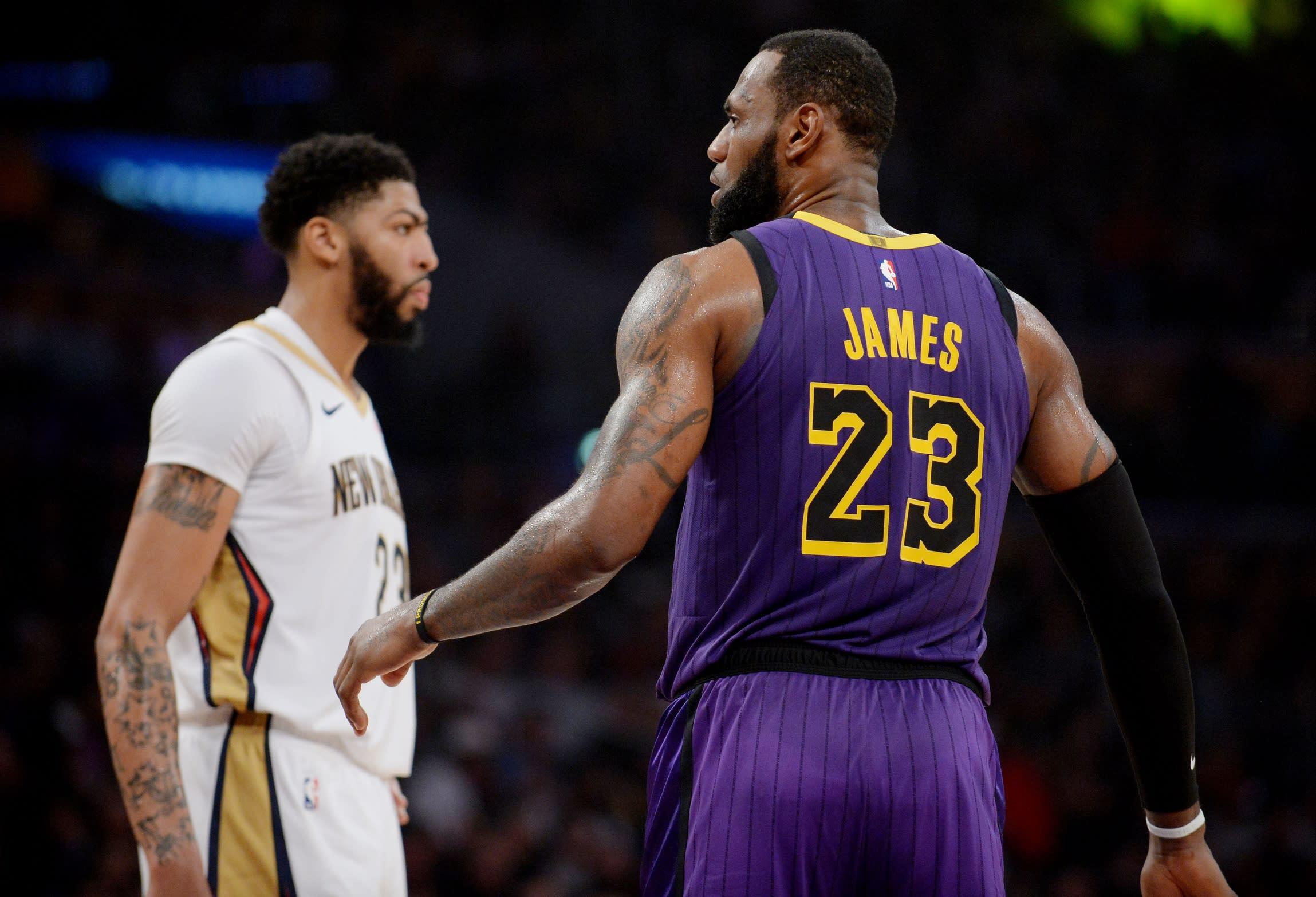 Biggest winners, losers in Anthony Davis trade between Lakers, Pelicans