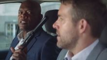 First look at Ryan Reynolds and Samuel L Jackson in The Hitman's Wife's Bodyguard