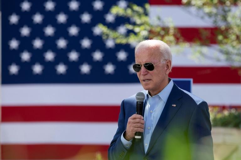 Democrat Joe Biden goes into his first debate with Republican Donald Trump with recent experience from the primaries