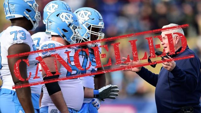 College Football Games Cancelled: Why Charlotte at UNC Won ...North Carolina Football Game Cancelled