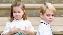 Princess Charlotte to attend same school as Prince George this fall