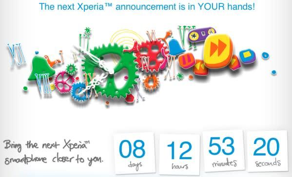 Sony teases new Xperia phone unveiling within days, wants you to speed it up on Facebook
