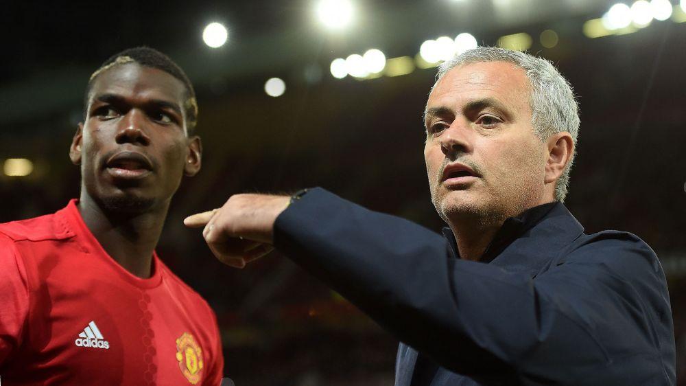 Mourinho deluso da Pogba: più social che fatti in campo
